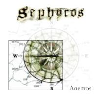 Cover - Sephyros - Anemos - 2007